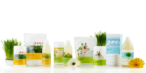 Natural cleaning product kit