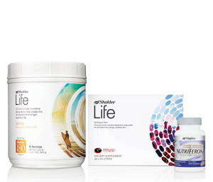 Shaklee natural vitamins, minerals and protein