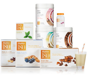 Shaklee natural weight loss solutions