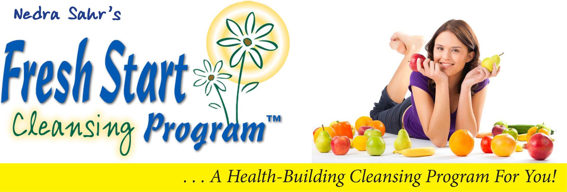 Fresh Start Program Header